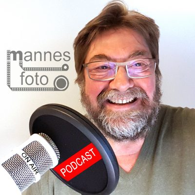 mannesfoto ON Air |  Podcast für bessere Bilder